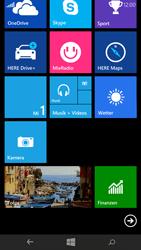 Microsoft Lumia 535 - Startanleitung - Personalisieren der Startseite - Schritt 9