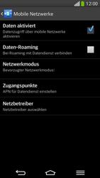 LG G Flex - MMS - Manuelle Konfiguration - 0 / 0
