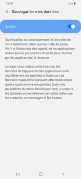 Samsung Galaxy S20+ - Aller plus loin - Gérer vos données depuis le portable - Étape 11