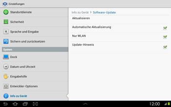 Samsung P5100 Galaxy Tab 2 10-1 - Software - Update - Schritt 6