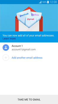 Samsung Galaxy Note 4 - E-mail - 032a. Email wizard - Gmail - Step 14