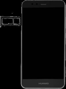 Huawei P10 Lite - SIM-Karte - Einlegen - 0 / 0