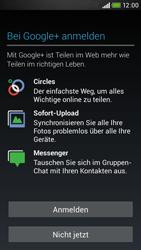 HTC Desire 601 - Apps - Konto anlegen und einrichten - 16 / 24