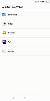Huawei P Smart - E-mails - Ajouter ou modifier un compte e-mail - Étape 5