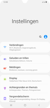 Samsung Galaxy A30 - wifi - handmatig instellen - stap 4