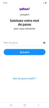 Samsung Galaxy A51 5G - E-mails - Ajouter ou modifier votre compte Yahoo - Étape 10