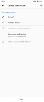 Sony Xperia 5 - Bluetooth - Connecting devices - Step 8