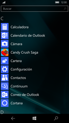 Microsoft Lumia 950 - E-mail - Configurar Gmail - Paso 3