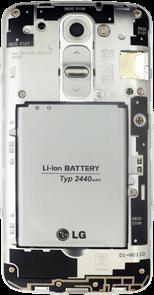 LG D620 G2 mini - SIM-Karte - Einlegen - Schritt 6