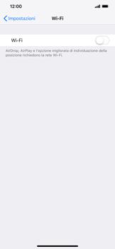 Apple iPhone XS Max - WiFi - Configurazione WiFi - Fase 4