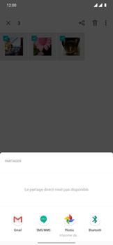 OnePlus 7T Pro - Photos, vidéos, musique - Envoyer une photo via Bluetooth - Étape 11