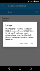 Sony Xperia Z5 (E6653) - Android Nougat - Buitenland - Internet in het buitenland - Stap 11