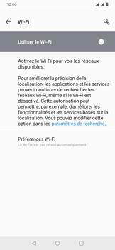 OnePlus 7 - Internet et connexion - Accéder au réseau Wi-Fi - Étape 6