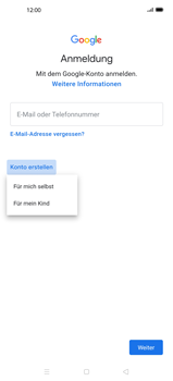 Oppo Find X2 - Apps - Einrichten des App Stores - Schritt 6