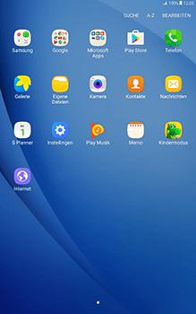 Samsung Galaxy Tab A 10-1 - E-Mail - Konto einrichten - Schritt 3
