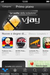 Apple iPhone 4 - Applicazioni - Installazione delle applicazioni - Fase 3