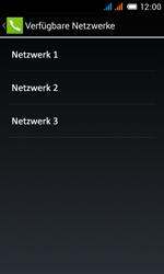 Alcatel One Touch Pop C3 - Netzwerk - Manuelle Netzwerkwahl - Schritt 11