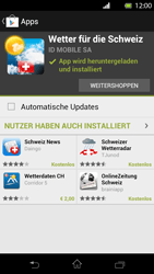 Sony Xperia T - Apps - Installieren von Apps - Schritt 16
