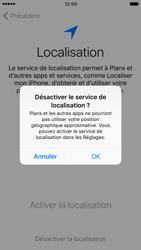 Apple iPhone 7 - Premiers pas - Créer un compte - Étape 11