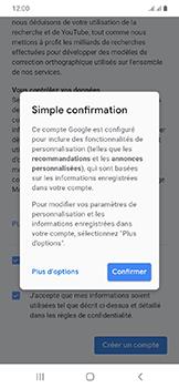 Samsung Galaxy A20e - Applications - Créer un compte - Étape 18