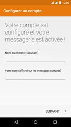 Wiko Rainbow Jam - Dual SIM - E-mail - Configuration manuelle (yahoo) - Étape 9