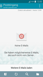 Samsung A500FU Galaxy A5 - E-Mail - Konto einrichten - Schritt 4