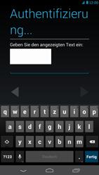 Huawei Ascend Mate - Apps - Konto anlegen und einrichten - Schritt 17