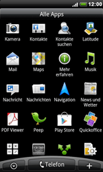 HTC A8181 Desire - SMS - Manuelle Konfiguration - Schritt 3