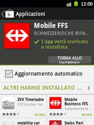 Samsung Galaxy Pocket - Applicazioni - Installazione delle applicazioni - Fase 23