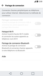 LG G5 - Internet et connexion - Utiliser le mode modem par USB - Étape 4