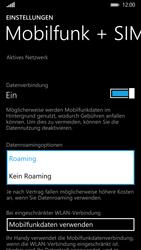 Nokia Lumia 930 - Internet und Datenroaming - Deaktivieren von Datenroaming - Schritt 6