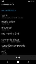 Microsoft Lumia 640 - WiFi - Conectarse a una red WiFi - Paso 4