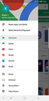 Samsung Galaxy S9 Plus - Apps - Nach App-Updates suchen - Schritt 5