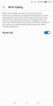 Huawei Y7 (2018) - WiFi - WiFi Calling aktivieren - Schritt 9