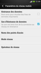 HTC Desire 601 - Réseau - utilisation à l'étranger - Étape 8