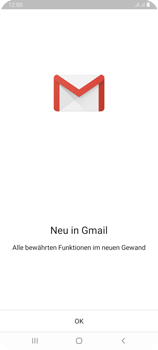 Samsung Galaxy A80 - E-Mail - Konto einrichten (gmail) - Schritt 5