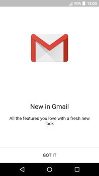 Acer Liquid Zest 4G Plus - E-mail - Manual configuration (gmail) - Step 4