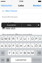 Apple iPhone 4 S - E-Mail - E-Mail versenden - 9 / 16