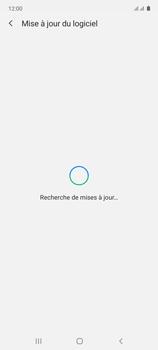 Samsung Galaxy Note 10 Lite - Aller plus loin - Mettre à jour le logiciel interne de votre mobile - Étape 7