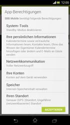 Sony Xperia V - Apps - Installieren von Apps - Schritt 21