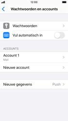 Apple iPhone SE - iOS 13 - E-mail - Handmatig instellen - Stap 17