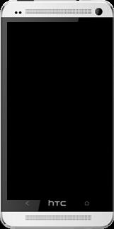 HTC One - Premiers pas - Découvrir les touches principales - Étape 3