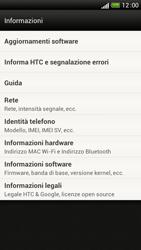 HTC One S - Software - Installazione degli aggiornamenti software - Fase 7