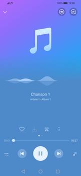 Huawei P Smart 2020 - Photos, vidéos, musique - Ecouter de la musique - Étape 6