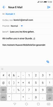 Huawei Mate 10 Lite - E-Mail - E-Mail versenden - 9 / 17