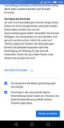 Huawei Y5 (2018) - Apps - Konto anlegen und einrichten - 15 / 20