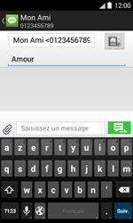 Bouygues Telecom Bs 403 - Contact, Appels, SMS/MMS - Envoyer un MMS - Étape 11