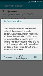 Samsung A500FU Galaxy A5 - software - update installeren zonder pc - stap 7