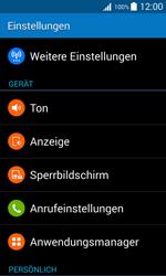 Samsung Galaxy Trend 2 Lite - Anrufe - Rufumleitungen setzen und löschen - 4 / 11
