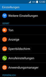 Samsung Galaxy Trend 2 Lite - MMS - Manuelle Konfiguration - 0 / 0
